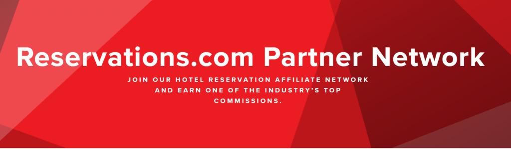 Reservations.com Affiliate program