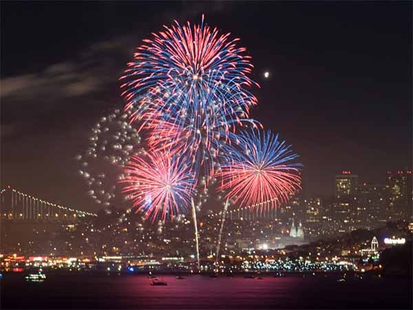 4th of July travel destinations