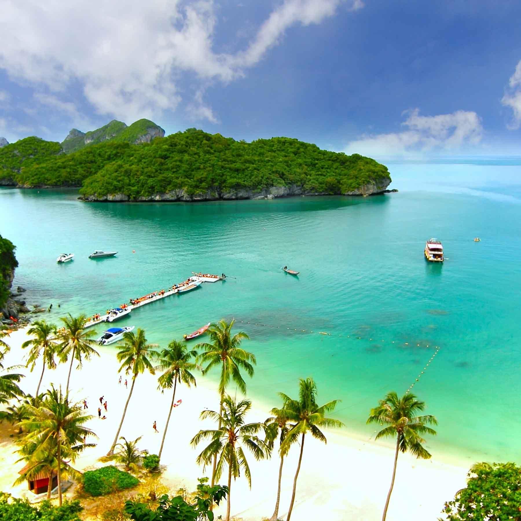 Koh-Samui,-Thailand