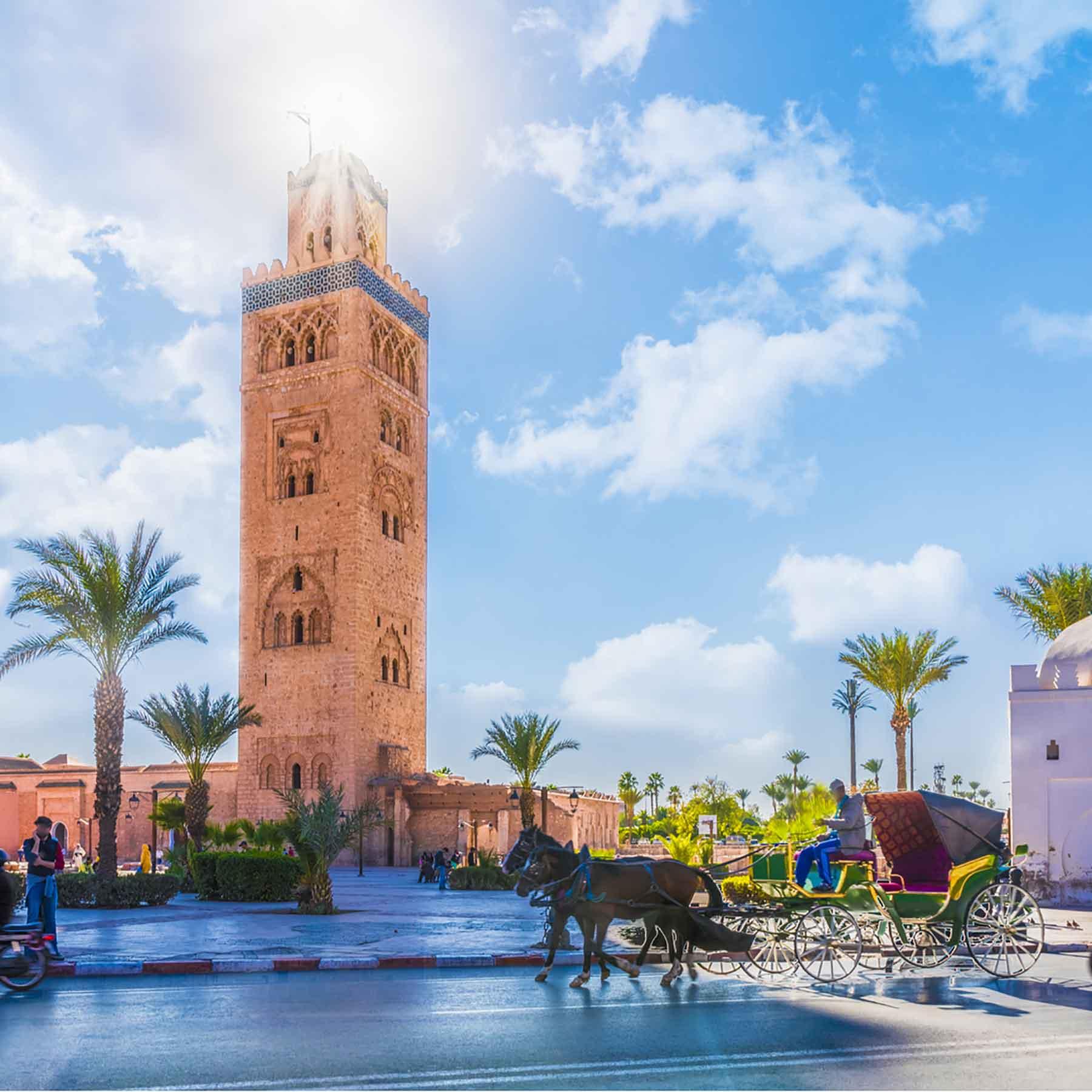 Marrakech,-Morocco
