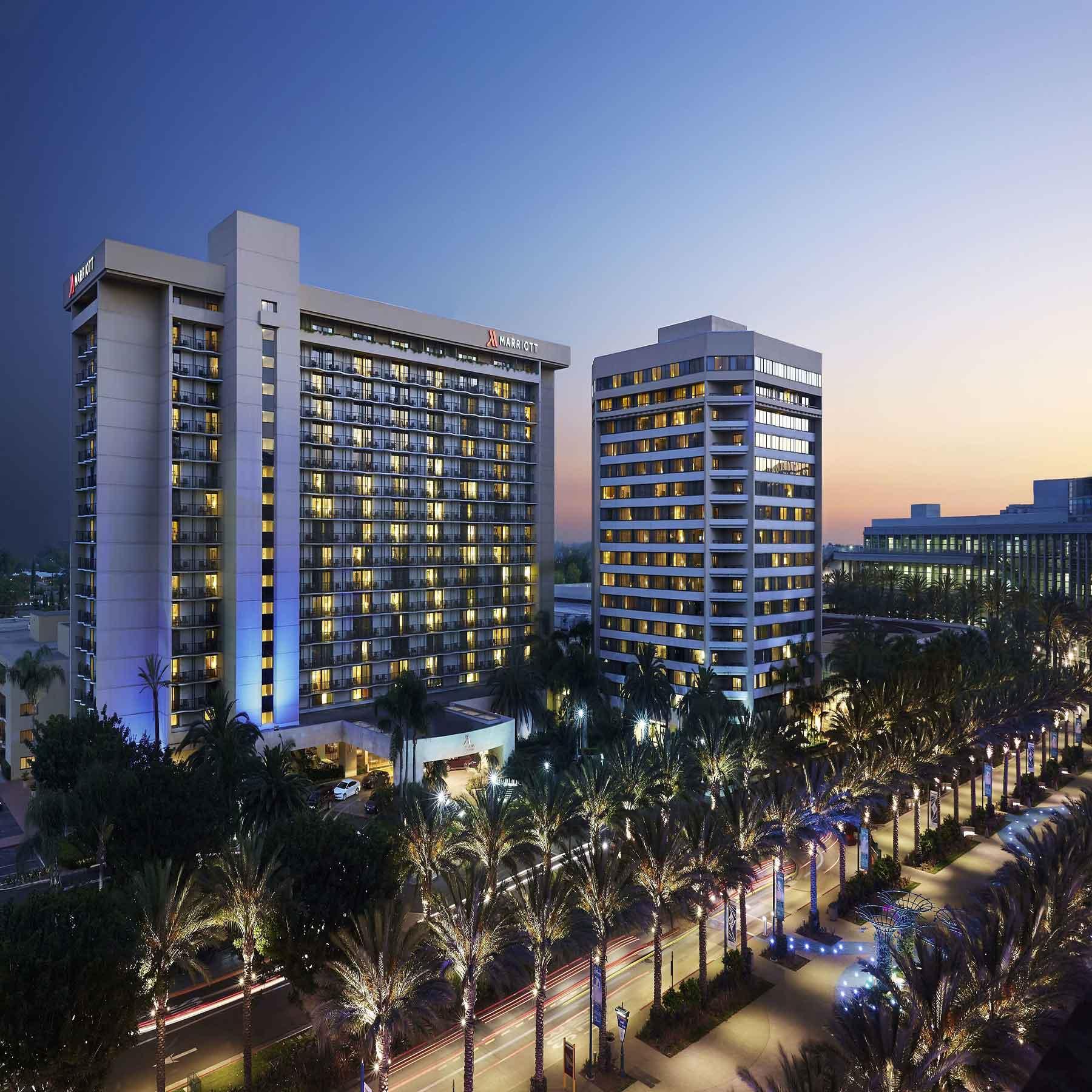 Marriott-Hotel,-Anaheim