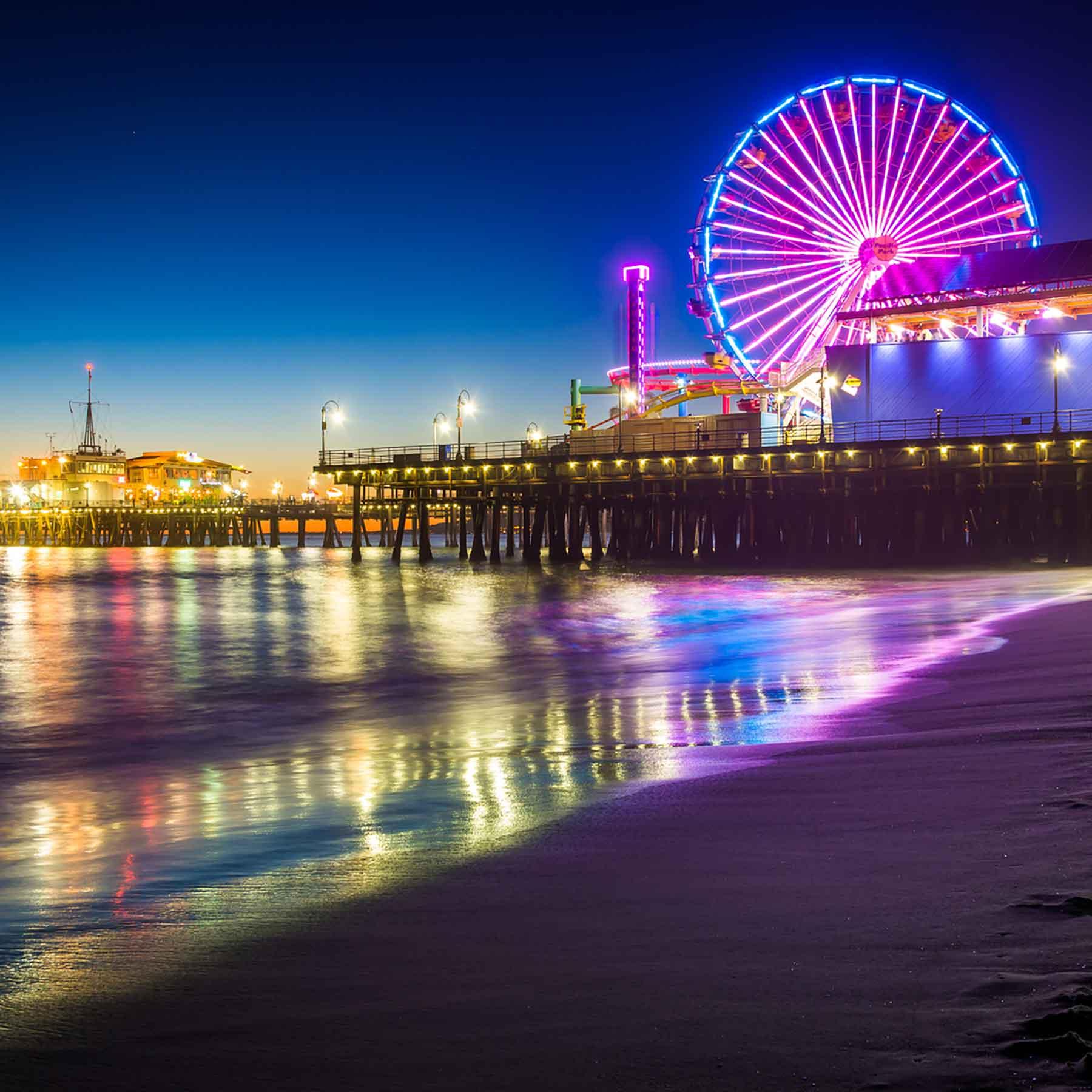 Santa-Monica,-California