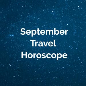 September Travel horscope