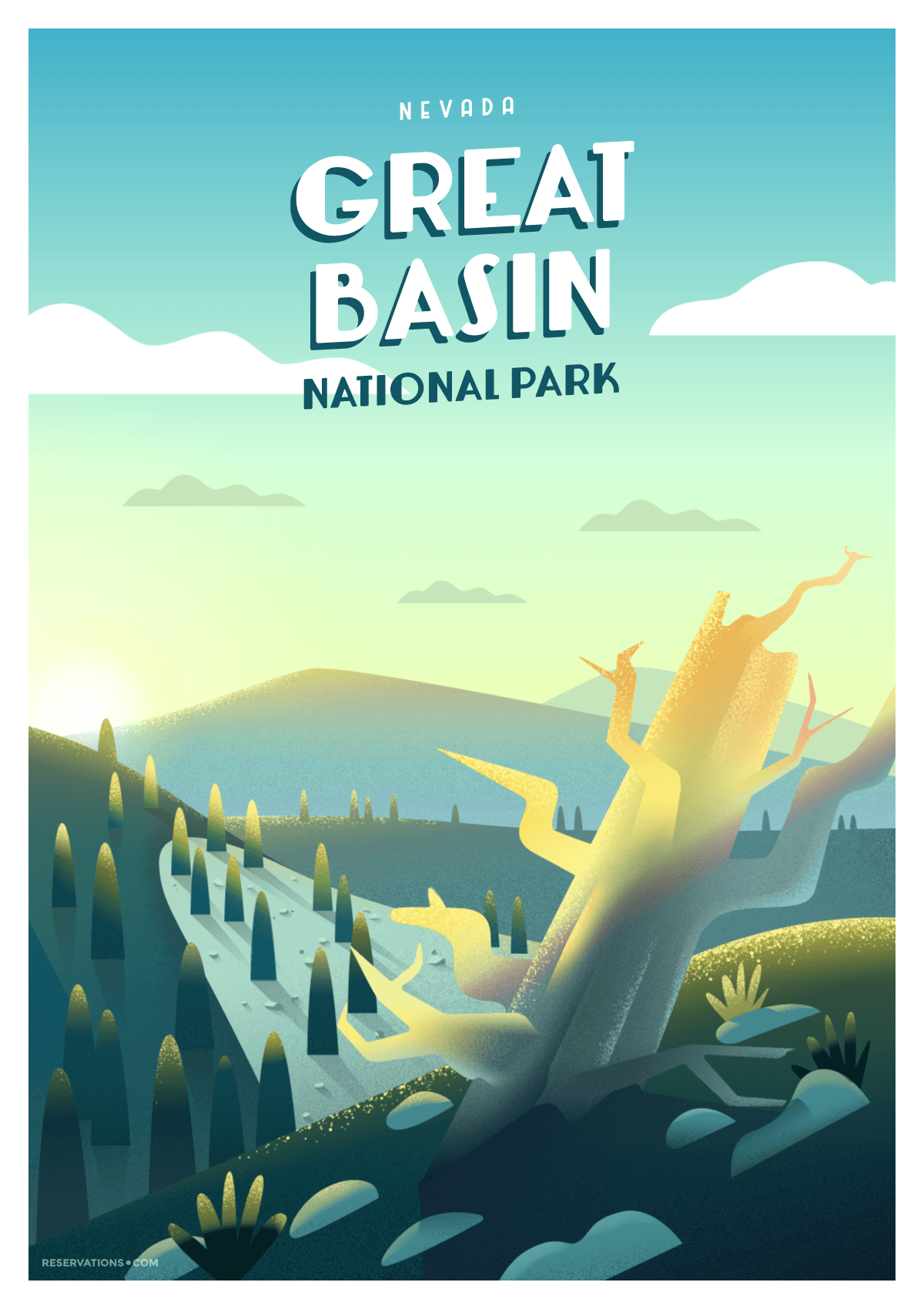 great basin poster