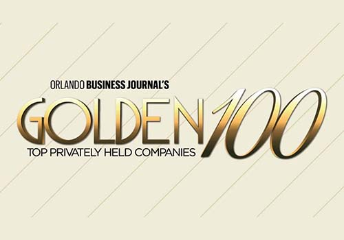 Orlando Business Journal's Golden 100