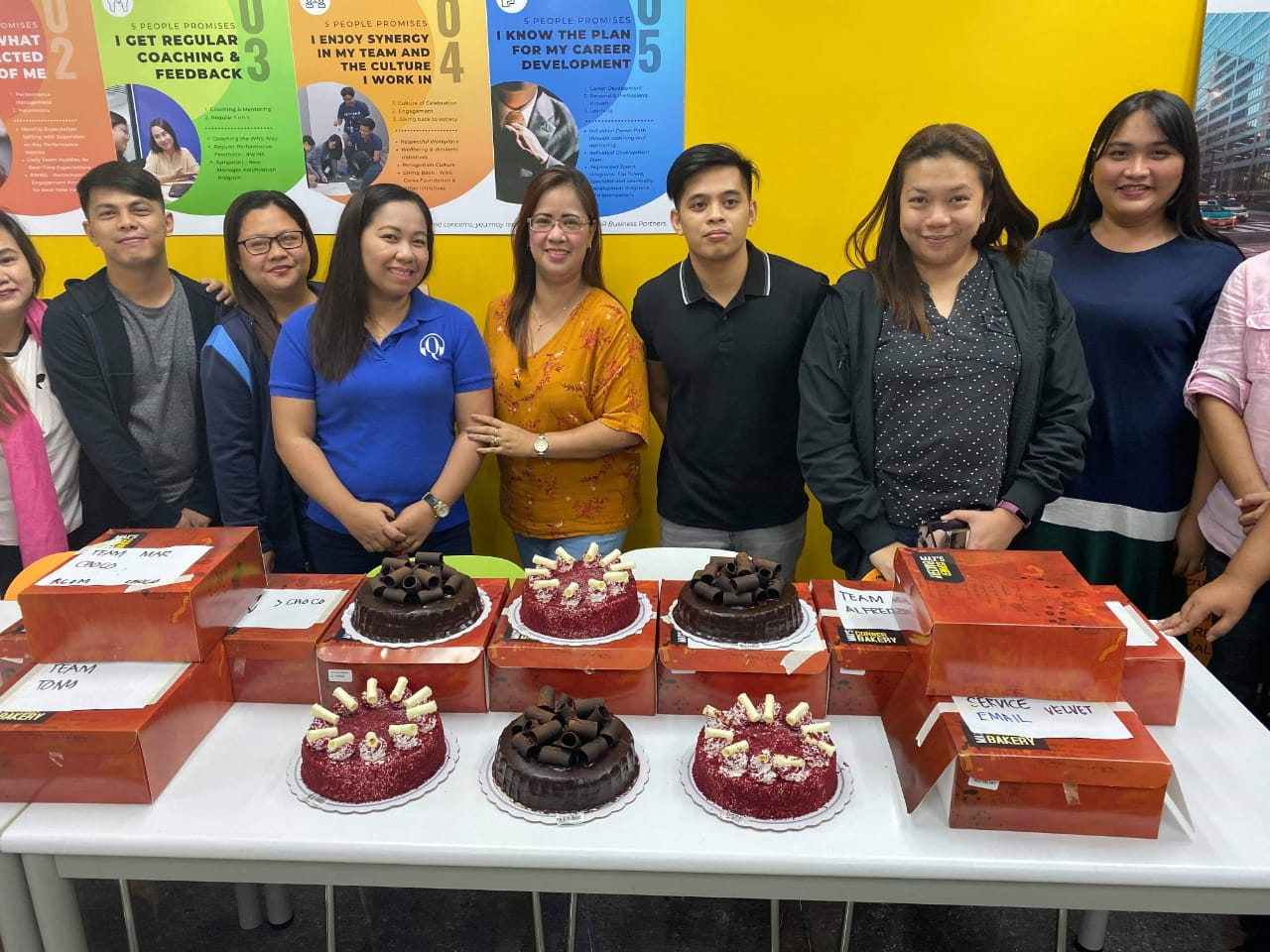 Call Center 3rd Anniversary