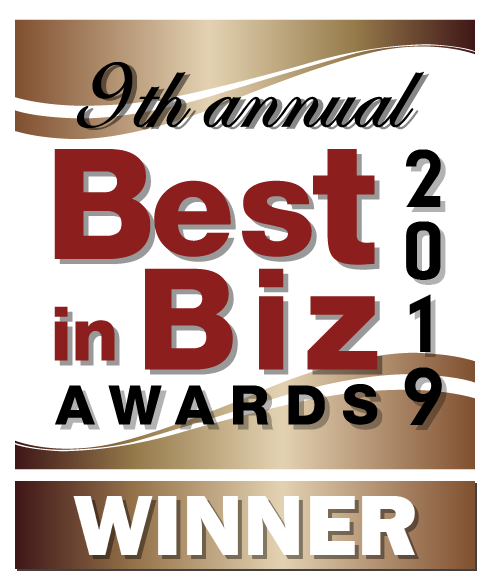 Best in Business 2019 Reservations.com Award